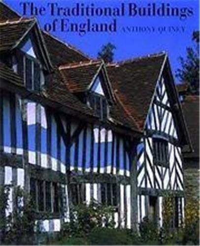 9780500276617: The Traditional Buildings of England