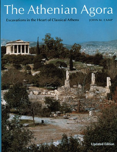 9780500276839: The Athenian Agora: Excavations in the Heart of Classical Athens (New Aspects of Antiquity)