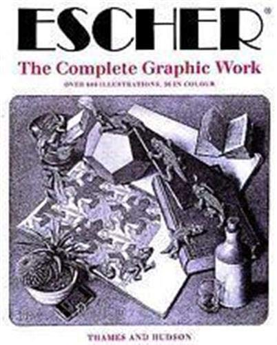9780500276969: Escher the Complete Graphic Work /Anglais