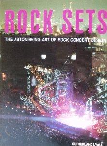 9780500276976: Rock Sets: Astonishing Art of Rock Concert Design