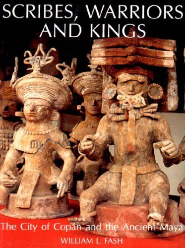 9780500277089: SCRIBES' WARRIORS & KINGS: City of Copan and the Ancient Maya (New Aspects of Antiquity)