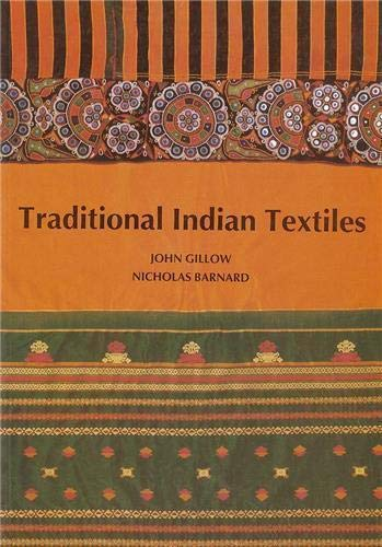 9780500277096: Traditional Indian Textiles