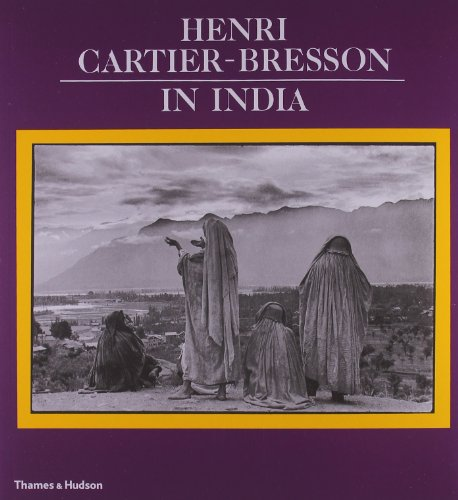 9780500277126: Henri Cartier-Bresson in India