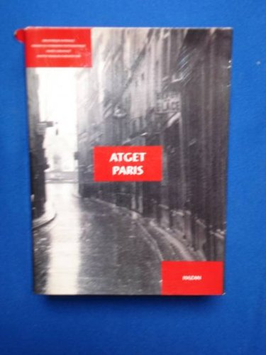 9780500277461: Atget's Paris