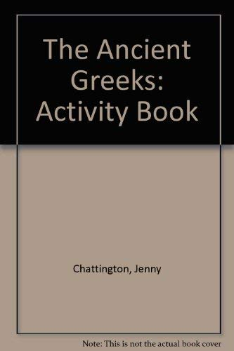 9780500277881: The Ancient Greeks: Activity Book