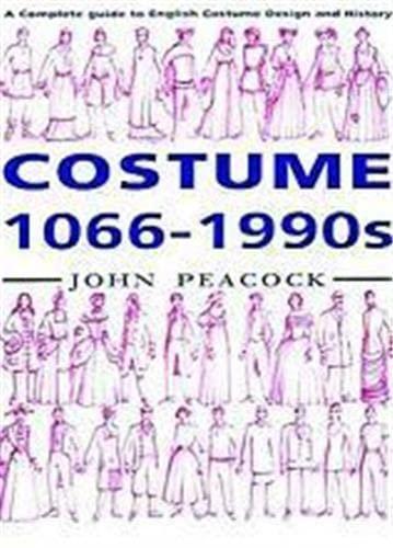 Costume, 1066-1990s: Peacock, John