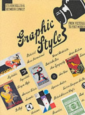 9780500277997: Graphic Style: From Victorian to Post-Modern