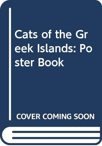 9780500278130: Cats of the Greek Islands: Poster Book