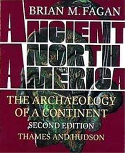 9780500278178: Ancient North America: The Archaeology of a Continent
