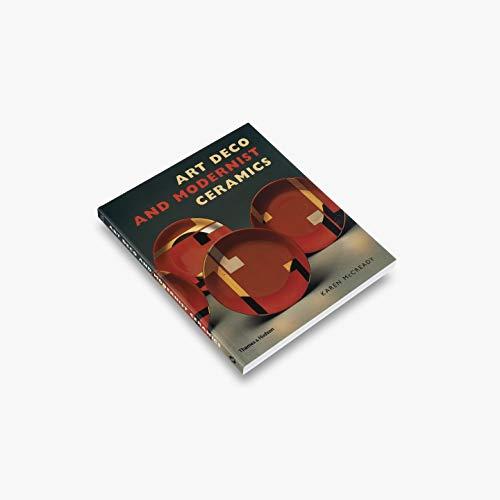 9780500278253: Art Deco and Modernist Ceramics