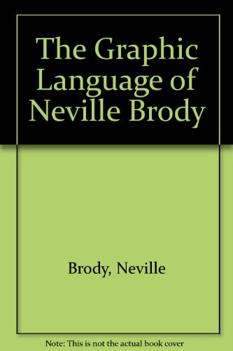 9780500278291: The Graphic Language of Neville Brody (English and Spanish Edition)