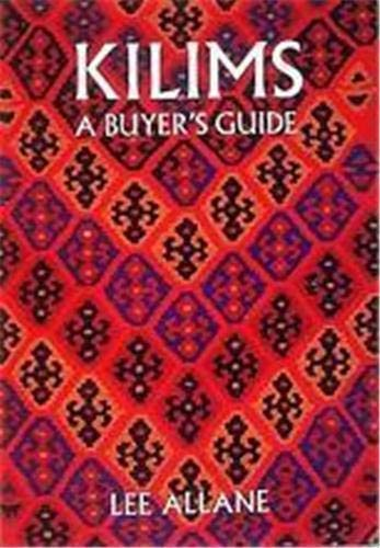 9780500278413: Kilims: A Buyer's Guide