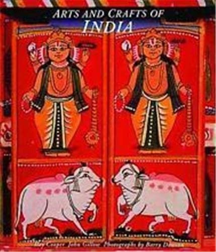 9780500278635: Arts and Crafts of India (Arts & Crafts)