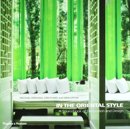 9780500278949: In the Oriental Style : A Sourcebook of Decoration and Design