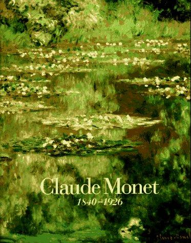 9780500279045: Claude Monet: 1840-1926