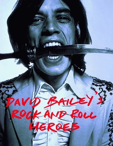 9780500279069: David Bailey's Rock and Roll Heroes (English and Spanish Edition)