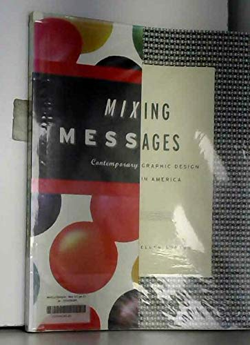 9780500279236: Mixing Messages: Contemporary Graphic Design in North America