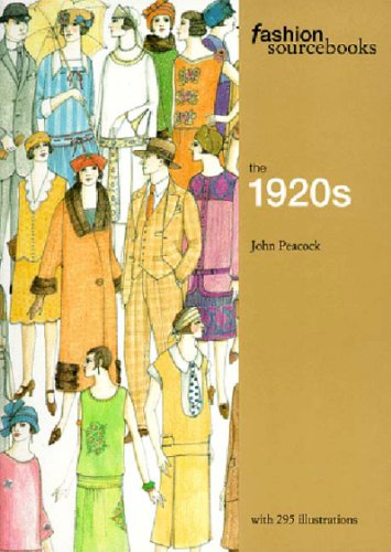 9780500279328: The 1920s (Fashion Sourcebooks)