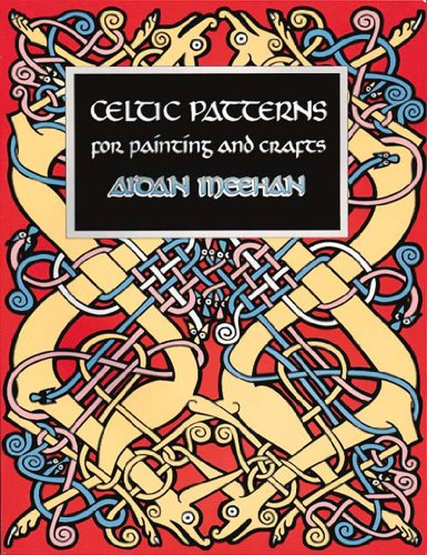9780500279380: Celtic Patterns: Painting Book
