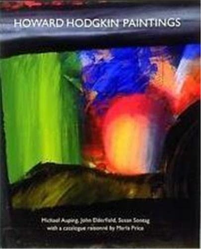 9780500279700: Howard Hodgkin Paintings (Paperback) /Anglais
