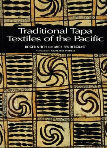 9780500279892: Traditional Tapa Textiles of the Pacific
