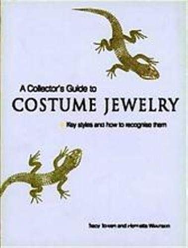 9780500280171: Costume Jewelry. Collectors guide