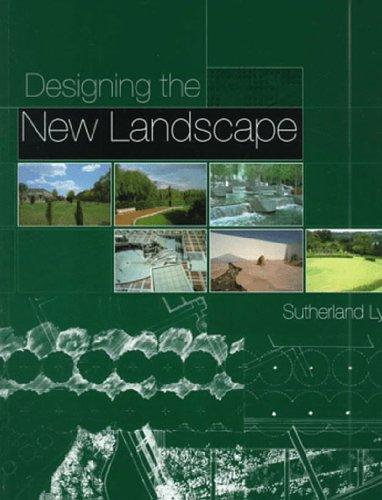 9780500280331: Designing the New Landscape