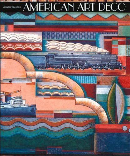 9780500280935: American Art Deco