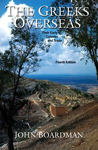 9780500281093: The Greeks Overseas: The Early Colonies and Trade