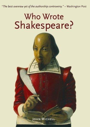 9780500281130: Who Wrote Shakespeare?