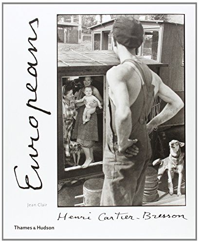 9780500281222: Henri Cartier-Bresson: Europeans