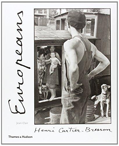 9780500281222: Henri Cartier-Bresson Europeans (Paperback) /Anglais