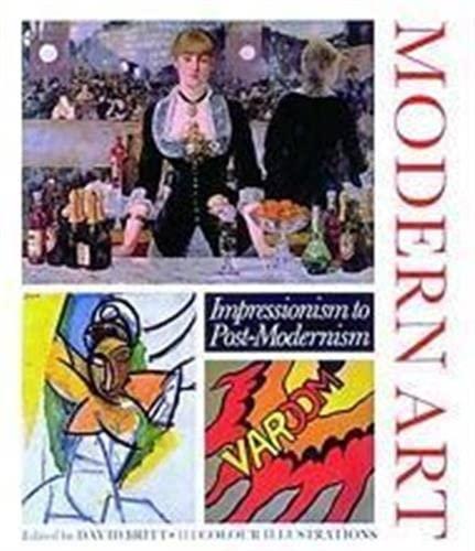 9780500281260: Modern Art /Anglais: Impressionism to Post-modernism