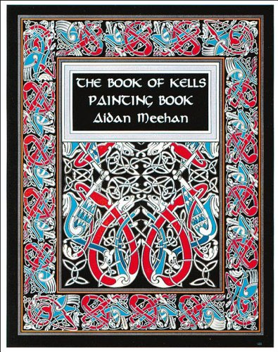 9780500281468: The Book of Kells Painting Book