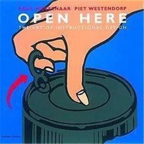Open Here The Art Of Instructional Design: Paul Mijksenaar