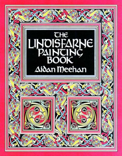9780500281840: The Lindisfarne Painting Book (Painting Books)