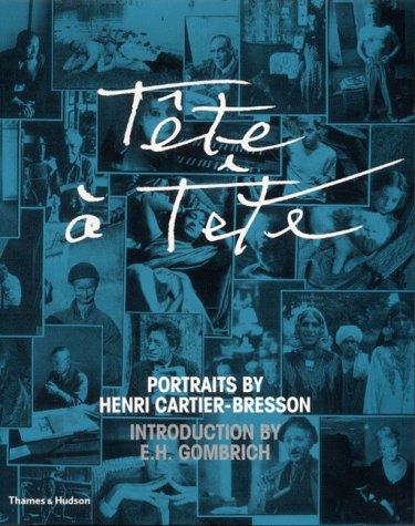 9780500281864: Tete a Tete: Portraits by Henri Cartier-Bresson