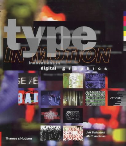 9780500281895: Type in Motion