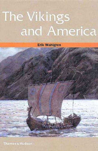 9780500281994: The Vikings and America