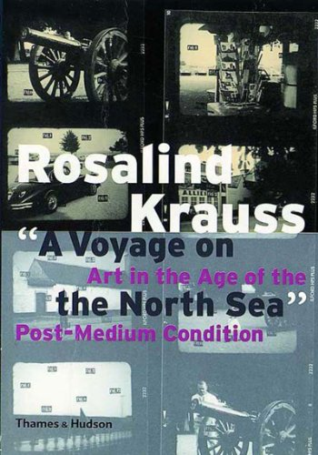 9780500282076: A Voyage on the North Sea: Art in the Age of the Post-Medium Condition (Walter Neurath Memorial Lecture)