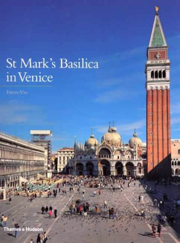 9780500282113: St. Mark's Basilica in Venice