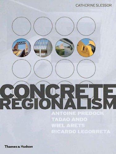 9780500282274: Concrete Regionalism (4x4 series)