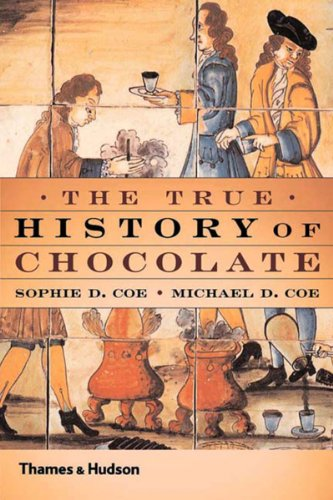 9780500282298: The True History of Chocolate