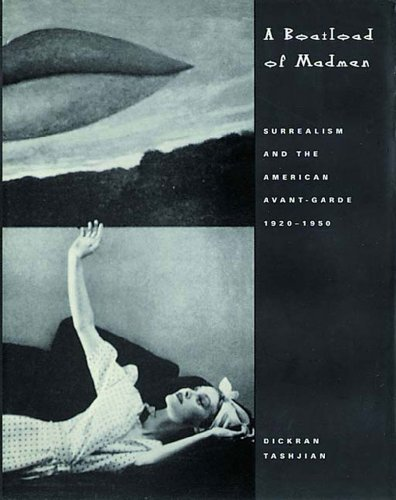 9780500282854: A Boatload of Madmen: Surrealism and the American Avant-Garde, 1920-1950