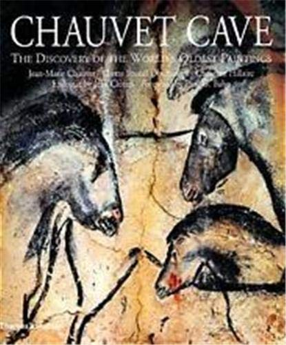 9780500282861: Chauvet Cave: Discovery of the World's Oldest Paintings