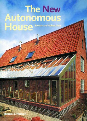 9780500282878: The New Autonomous House: Design and Planning for Sustainability