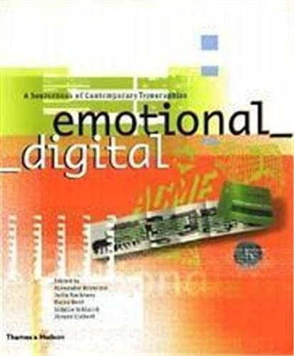 9780500283103: Emotional Digital: A Sourcebook of Contemporary Typographics
