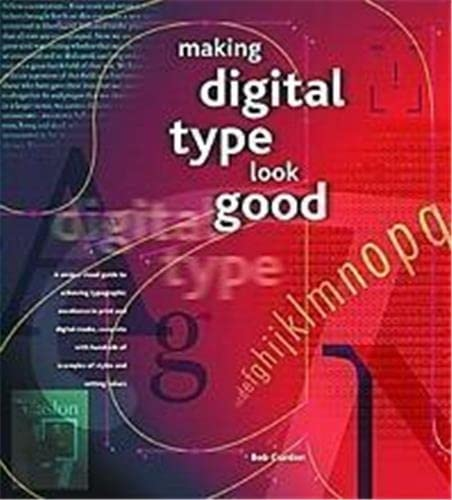 9780500283134: Making Digital Type Look Good /Anglais