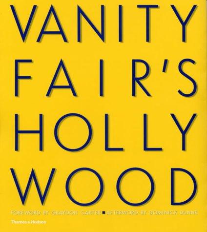 "9780500283240: ""Vanity Fair's"" Hollywood"