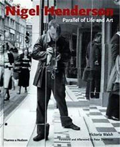 9780500283257: Nigel Henderson: Parallel of Life and Art